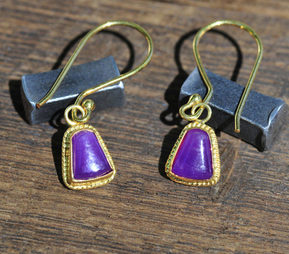 Gold Handmade Jewelry   Ancient Roads Jewelry – Designs by